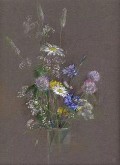 пастель цветы поэтапно: 12 тыс изображений найдено в Яндекс.Картинках