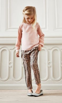 Girl fashion. Limited collection fall 2014