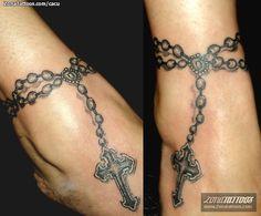 Tatuajes Rosarios Cuello Tatuaje Rosarios Tatuaje Rosarios Tatuajes Tatuajes De Rosario Rosarios Tatuajes