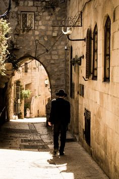 Sabbath Morning . Jerusalem                              …