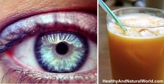How to Naturally Improve Your Eyesight With Juicing