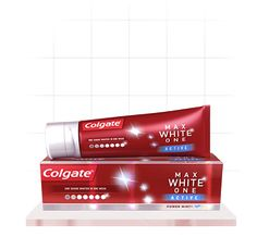Λευκαντική Οδοντόκρεμα Colgate® Max White One Active
