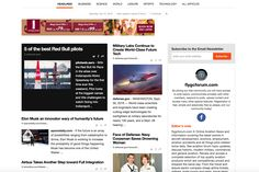 Aviation news and information covering the latest events in aircraft development, avionics, aviation accidents and all things pilot-related twice daily. See aviation forum topic updates, discuss historic, modern military, commercial and general aviation. Review and access a complete selection of top quality aviation products which are competitively priced and shipped the same day. From the travel and leisure sector compare cheap airline tickets, airfares, hotel rooms and rates, travel…