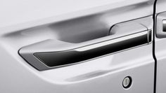 Striking Honda Brio Door Handle Protector | Car Door Handle ...