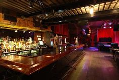 Bar & Restaurant -> The Venue