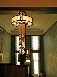 Art deco lighting 1920's