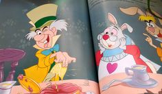 Alice in tara minunilor - Editie de colectie - Editura Litera - Biblioteca ilustrata Disney - Povestea filmului