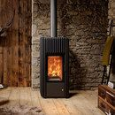 Stoves-Steel stoves-Fireplaces-Stoves-Ray Xtra-Austroflamm