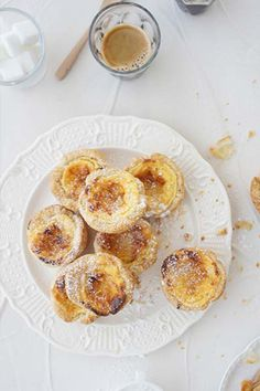 Save yourself the plane ticket, shirl63 has created a winning recipe for Portuguese Custard Tarts.