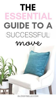 Moving The Essential Guide To A Successful Move , Moving doesn't have to be a huge ordeal if you're prepared & know what to expect. Here are some tips & tricks you need for a stress-free, successful move. Moving Hacks, Moving Tips, Moving Blankets, Used Cardboard Boxes, Moving Supplies, Moving Day, The Essential, My Furniture, Best Blogs