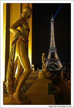 The Midas Touch, Eiffel Tower, Paris