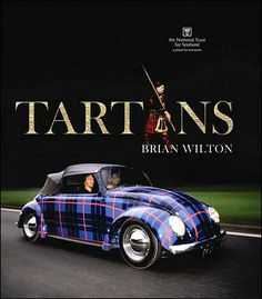 Tartans | Carwrap car wrap vehicle graphic cover