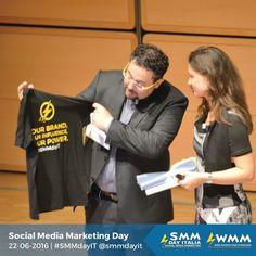 Alcuni scatti delle prime 4 sessioni di #SMMdayIT 2016 #follow #socialteam #social #socialmedia #webmarketing #digitalcommunication #digital #EwelinaJelenkowska