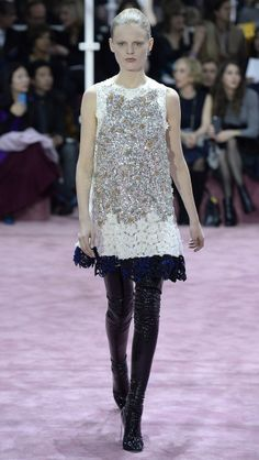 f7056649b7a Christian Dior Haute Couture Spring Summer 2015 via  AOL Lifestyle Read  more  http