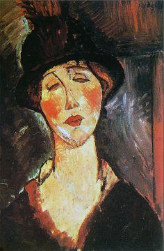 Amedeo Modigliani (It, - Madame Dorival - 1916 - Collezione Knafou, New York, USA Modigliani Paintings, Amedeo Modigliani, Modern Art, Contemporary Art, Art Academy, Italian Art, Claude Monet, Oil On Canvas, Abstract Art