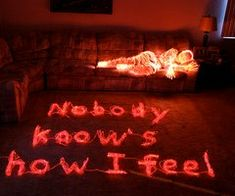 Fibromyalgia Hurts. Feel like this all the time. No one understands