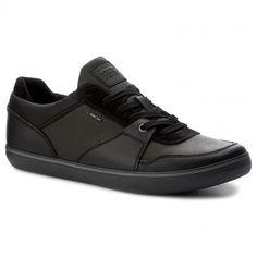 superior quality 6014e 9456a Sneakers GEOX - U Box A U74R3A 085EK C9999 Black
