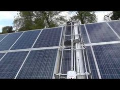 Check out this Solar Panels post we just blogged at http://greenenergy.solar-san-antonio.com/solar-energy/solar-panels/automated-solar-panel-cleaning-robot-cleaning-solar-panels-in-the-uk/