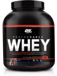 Performance Whey, 50 Servings