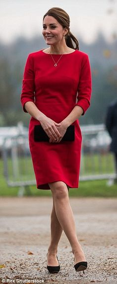 LIZ JONES: Kate Middleton morphing into her mum? That may be a very good thing  | Daily Mail Online