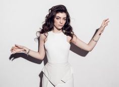 "Ella Marija Lani Yelich-O'Connor, stage name ""Lorde"" // #Lorde #EllaMarijaLaniYelichOConnor"