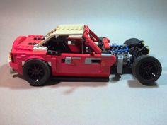 Lego rod.