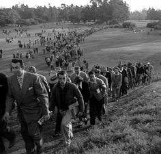 Tough Enough: Rare Photos of Ben Hogan's Return to Golf, January 1950 | LIFE.com