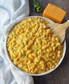 Jalapeno Mac And Cheese, Creamy Macaroni And Cheese, Macaroni Cheese Recipes, Jalapeno Recipes, Mac And Cheese Homemade, Pasta Recipes, Dinner Recipes, Cooking Recipes, Kraft Recipes