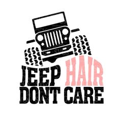 SVG  Jeep Hair Dont Care  DXF  Jeep Hair Design  by AmaysingSVGs