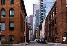 Side Street Stillness