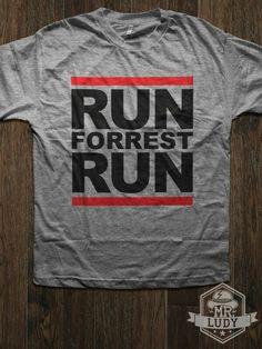 Camiseta Run Forrest Run