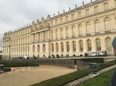 Place of Versailles, France