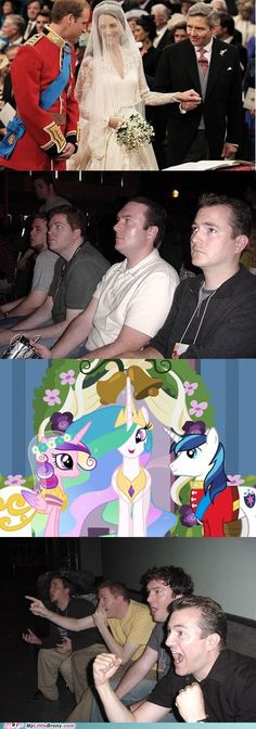 I'm such a brony. This really was totally me.