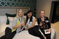 Flemings Mayfair suites and apartments launch party #Luxury #Bedroom #KingSizeBed