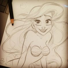 Disney's Ariel by *princekido on deviantART