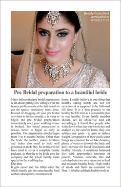 ‪#‎Jacho‬ article in an esteemed ‪#‎BusinessClubMagazine‬ in June 2016 edition. Article on ‪#‎Prebridal‬ Preparation - http://businessclubmagazine.com/