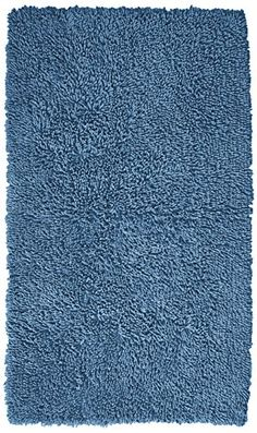 Pinzon Cotton Looped Bath Rug with Non-Slip Backing - 21 x 34 inch, Marine Rugs And Mats, Target Rug, Bath Rugs, Rug Making, Kitchen And Bath, Marine Shop, The 100, Square Meter, Bath Mat