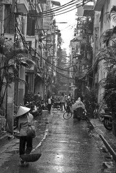 Streets of Hanoi - Hanoi, Ha Noi