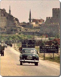 İstanbul, 1960'lar.