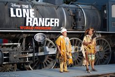 Chief Red Blood Anthony Morales and his Son, our co-scriptwriter, Andrew 'Guiding Young Cloud' Morales performed a traditional blessing at the red carpet event premiere of The Lone Ranger.