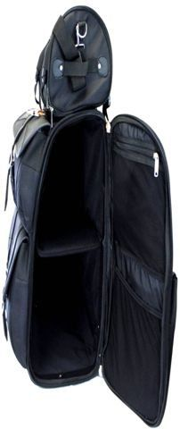 Vance Leather VS348  Motorcycle Large Sissy Bar Bags Plain Travel Luggage  30 H x 16 W x 11 D *** To view further for this item, visit the image link.Note:It is affiliate link to Amazon.