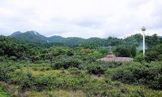 Koh Chang es la segunda isla más grande de Tailandia. Combina el ambiente urbanita con el natural kohchang #tailandia #thailand #island #isla #landscape #paisaje #selva #jungle