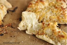 Stuffed Cheesy Garlic Bread