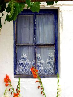 Window, Coruche, Portugal