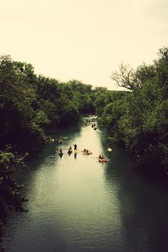 to do: paddle board down a river.