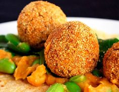 Remember these 'meat'balls ' ? Veggie Recipes, Whole Food Recipes, Vegetarian Recipes, Cooking Recipes, Healthy Recipes, Vegetarian Burgers, Healty Meals, How To Cook Quinoa, Cooked Quinoa