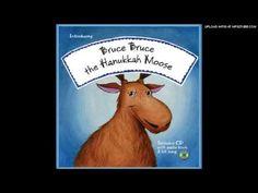 Bruce the Hanukkah Moose
