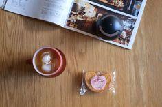 コーヒーとジャズと源氏パイ