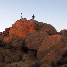 Top of Brandberg Mountain, Namibia