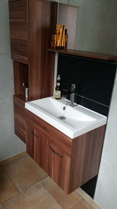 Ein paaar neue Möbel Bad, Sink, Vanity, Bathroom, Home Decor, Guest Toilet, New Furniture, Vanity Area, Bath Room